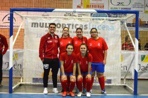 feminas futbol sala